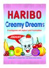 Haribo Yogurt Creamy Dreams